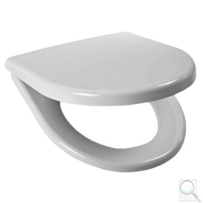 WC sedátko Jika Lyra plus duroplast bílá H8933813000001 obr. 1