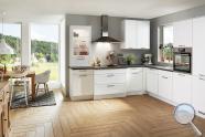 Kuchyně Christa | alpská bílá