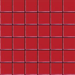Mozaika červená | rozměr:  31 x 31 cm | kód: MOS50RE