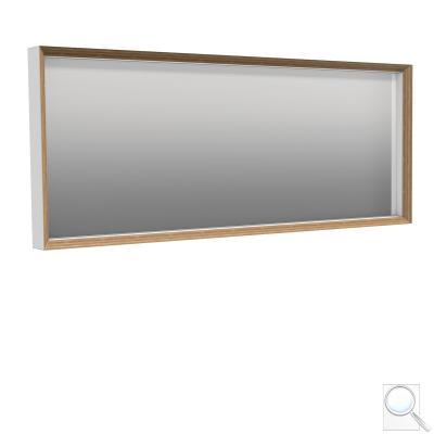 Zrcadlo Oxo Multi 100 x 40 cm