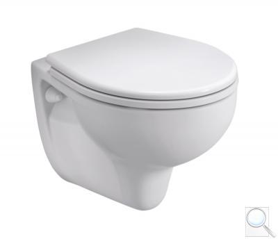 WC závěsné Kolo Rekord zadní odpad K93100000