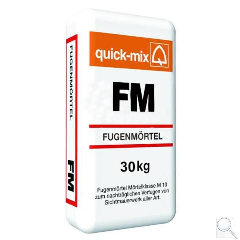Spárovací hmota Quick-mix FM bílobéžová obr. 1