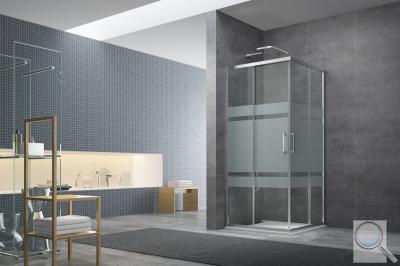 Sprchový kout čtverec Siko TEX