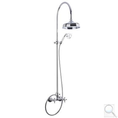 Sprchový systém Ricordi chrom