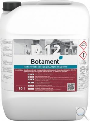 Penetrace prohloubkové zpevnění D12