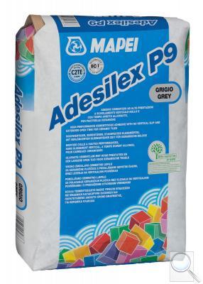 Lepidlo Mapei Adesilex P9 25 kg šedá