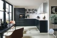 Kuchyně Stela | Stela - dekor Dub Nero
