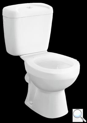 Stojící WC kombi Eur