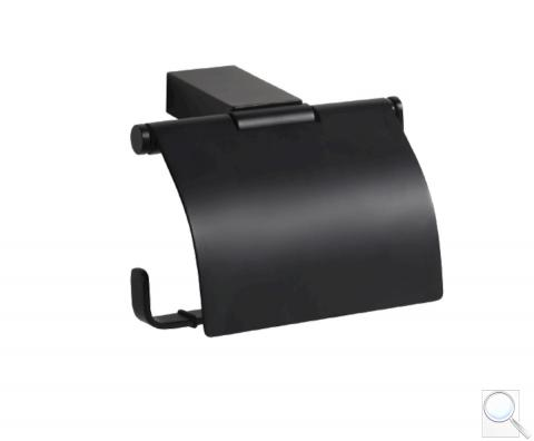 Držák toaletního papíru Bemeta NERO černá 135012010