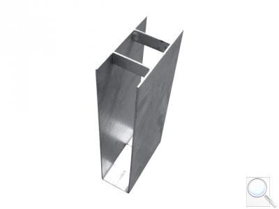 Stabilizační držák Zn – průběžný, průměr 48 mm, výška 20 mm a 30 mm