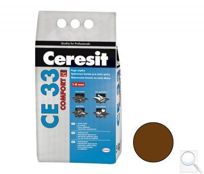 Spárovací hmota Ceresit CE 33 chocolate 5 kg CG1
