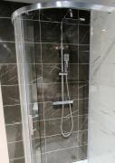 Sprchový systém Optima s termostatickou baterií chrom OPTIMASSTH (obr. 12)