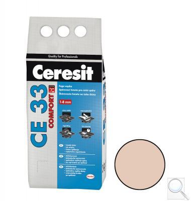 Spárovací hmota Ceresit CE 33 bahama 2 kg CG1