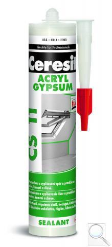 Akrylový tmel Ceresit CS 11 bílá 300 ml