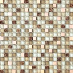 Mozaika béžová | rozměr:  30 x 30 cm | kód: MOSV15MIXBE
