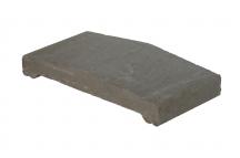 Plotová stříška pro modulovou šířku 300 mm