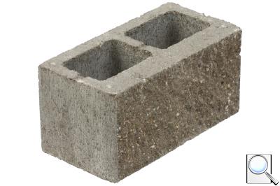 Tvarovka štípaná dělitelná KB 1-21 B Standard, povrch štípaný