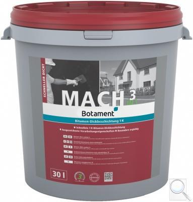 Živičná stěrka jednosložková MACH 3in1