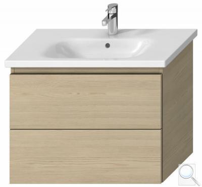 Koupelnová skříňka pod umyvadlo Jika Mio-N 75x44,5x59 cm Jasan (kódH40J7164013421)