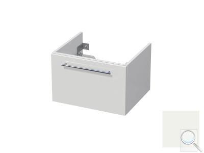 Koupelnová skříňka pod umyvadlo Naturel Ratio 51,5x36x37 cm bílá lesk PN561Z36.9016G obr. 1