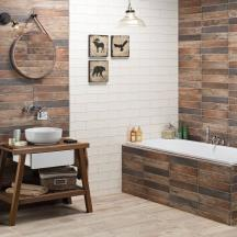 Chalupářská koupelna