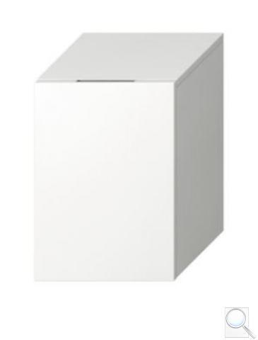 Koupelnová skříňka nízká Jika Cubito 32x32,2x47 cm bílá obr. 1
