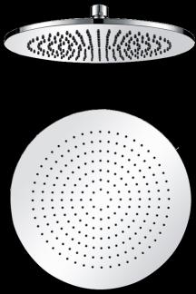 Hlavová sprcha kulatá