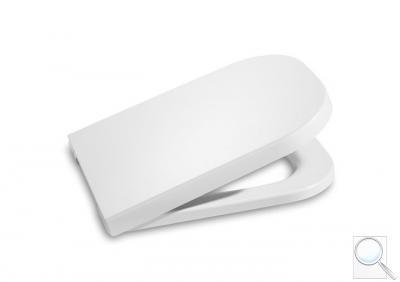 WC sedátko Roca The Gap plast bílá A801730004