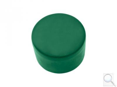 Čepička PVC - zelená