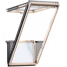 Střešní balkon VELUX Cabrio®