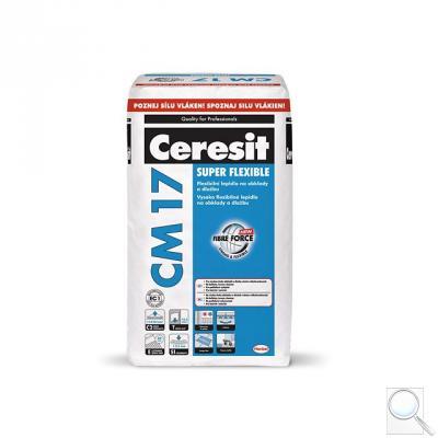 Lepidlo Ceresit CM17 5 kg šedá (C2TE S1)