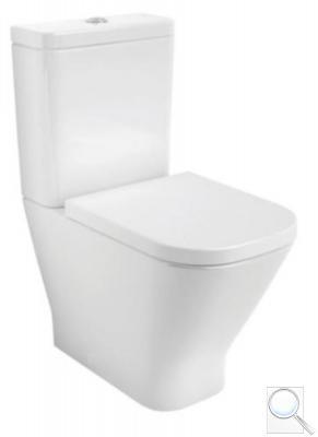 WC kombi komplet Roca The Gap vario odpad SIKOSRG34273B