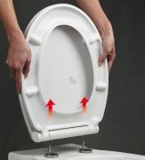 WC sedátko Softclose (Obr. 4)