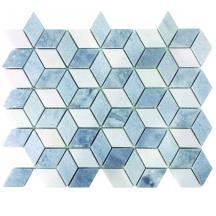 Kamenná mozaika Mosavit Cubo gris