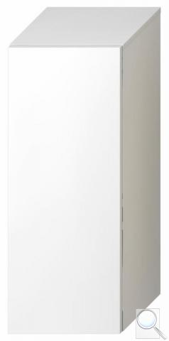 Koupelnová skříňka Jika Mio-N bílá 32,1x31,9x81 cm H43J7111305001
