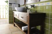 Koupelnová skříňka pod umyvadlo Naturel Country (obr. 3)