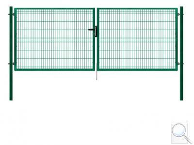 Dvoukřídlá brána PILOFOR