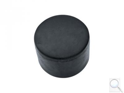 Čepička PVC - černá