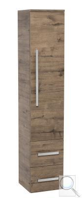 Koupelnová skříňka vysoká Naturel Cube Way