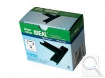 Svorka IDEAL® Zn + PVC – barva zelená