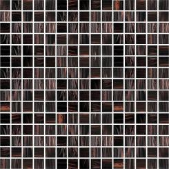 Mozaika hnědá | rozměr:  32,7 x 32,7 cm | kód: MOSJ20BR
