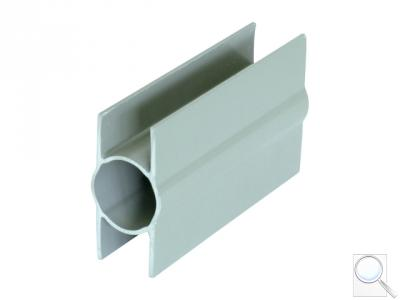 Stabilizační držák PVC – průběžný, průměr 38 mm a 48 mm