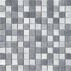 Mozaika šedá | rozměr:  30 x 30 cm | kód: MOSV23GY