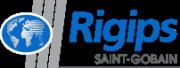 Sádrokartony Rigips (LOGO Rigips)