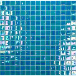 Mozaika tyrkysová | rozměr:  32,7 x 32,7 cm | kód: MOS20TUHM