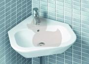 Rohové umývátko Nexo (obr. 3 )