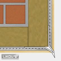 Okenní profily - nadpražní