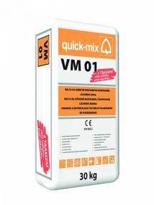 VM 01 - zdicí a současně spárovací hmota