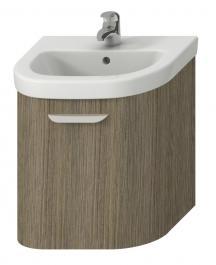 Koupelnová skříňka pod umyvadlo Jika Deep 53x44x49,8 cm
