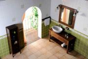 Koupelnová skříňka vysoká Naturel Country (obr. 3)
